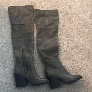 Women Shoes Over The Knee Boots On Poshmark